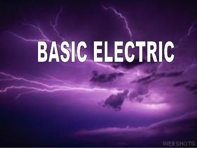 Listrik adalah suatu bentuk energi, yang dihasilkan dari gerakan elektron