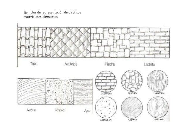 Teorica representaci n 2015 mauro for Representacion de planos arquitectonicos