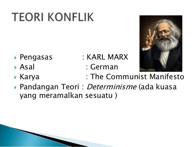 Teori konflik