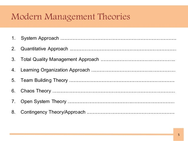 Change Management Theories – How Do They Help?