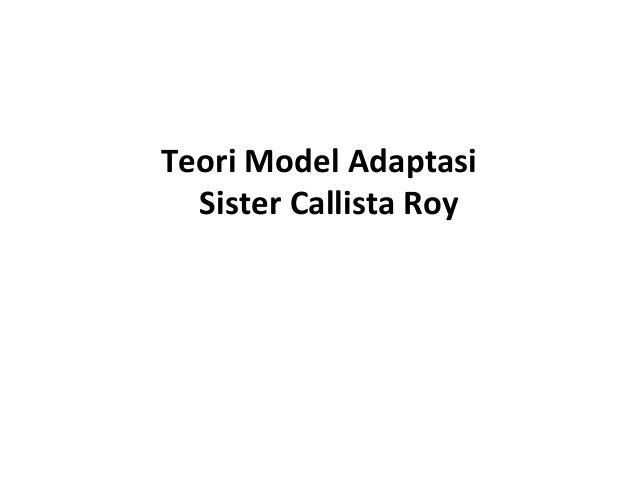 Callista roy 1