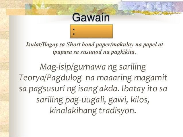kwento ng feminismo Ang pag-iisa-isa ng mga sinasabi ng may-akda sa texto  magbigay ng kwento na ginagamitan ng teoryang feminismo answers: 12.