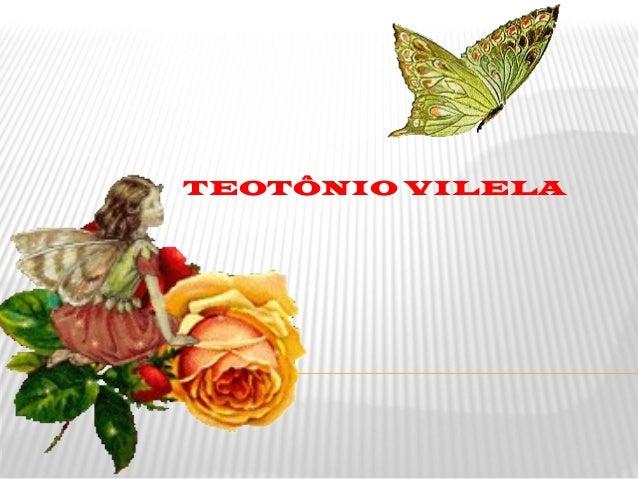 TEOTÔNIO VILELA