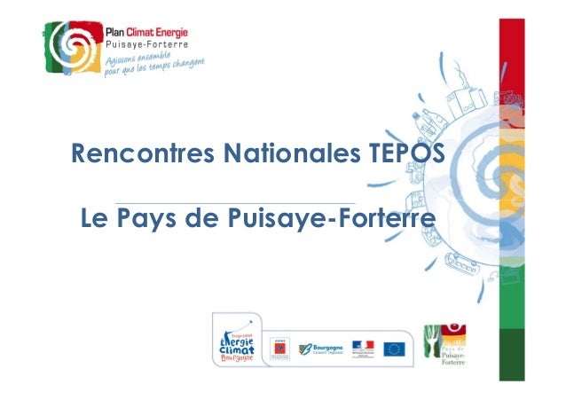 Rencontres Nationales TEPOS Le Pays de Puisaye-Forterre