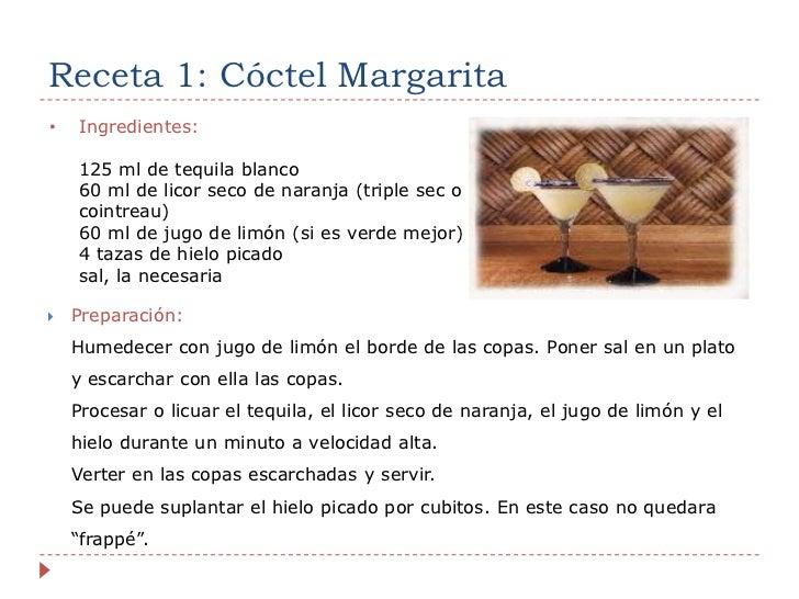 Tequila for Preparacion de margaritas