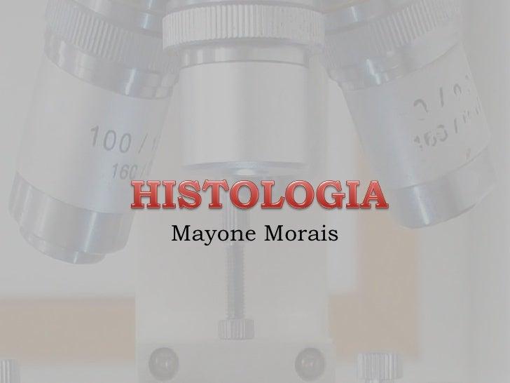 Mayone Morais