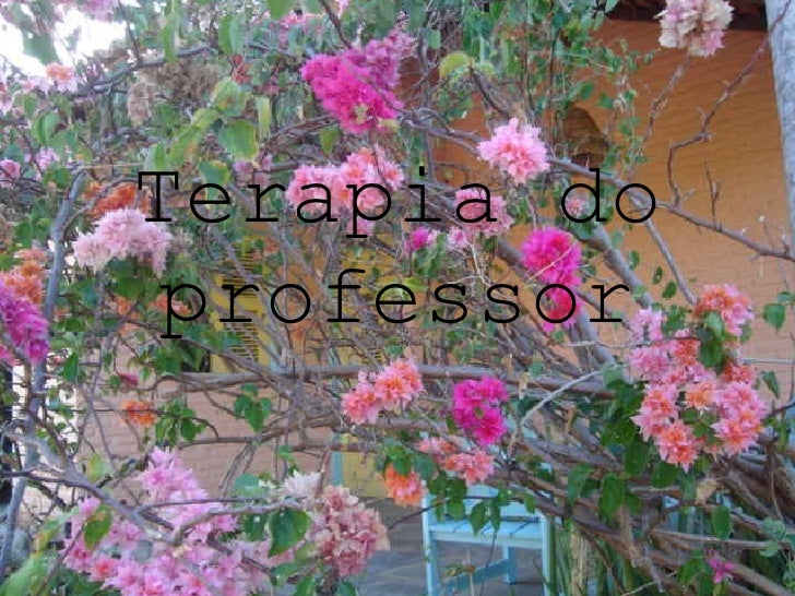 Terapia do professor