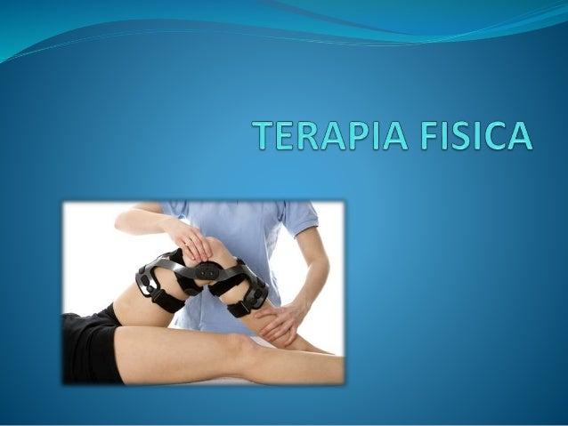 QUE ES LA FISIOTERAPIA?  La fisioterapia es una rama de las ciencias de la salud definida como el arte y la ciencia del t...