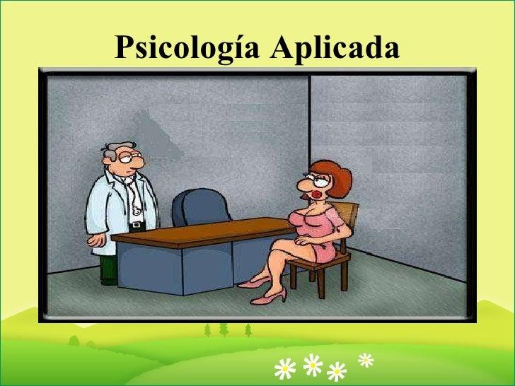 Psicología Aplicada gh