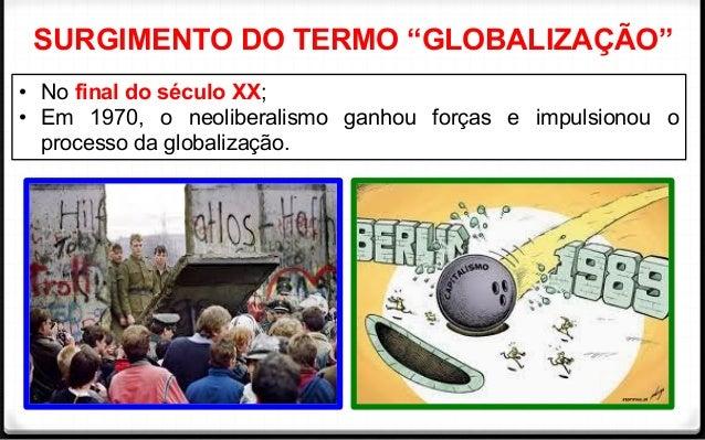 """PROBLEMATIZAÇÕES ACERCA DA GLOBALIZAÇÃO E """"ALDEIA GLOBAL"""" Slide 2"""