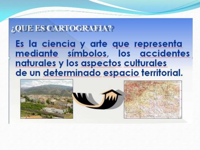 Tipos de cartografía Cartografía general o básica. (mapa topográfico)  Se utiliza para representar áreas del terreno que ...
