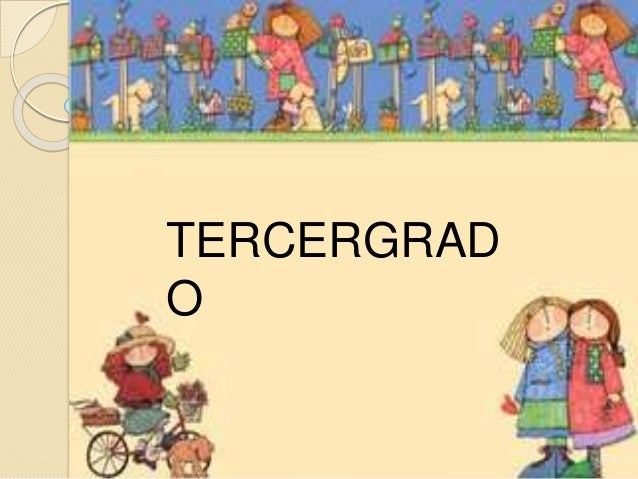 TERCERGRAD O
