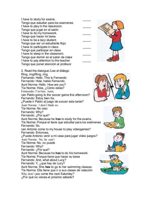 Ingles tercero bloque2 for 10 reglas del salon de clases en ingles