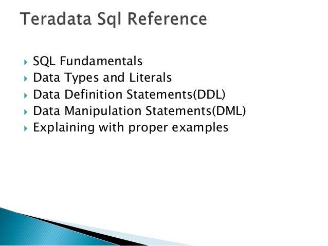 Online Teradata Training | Online Teradata Certification Course in US…