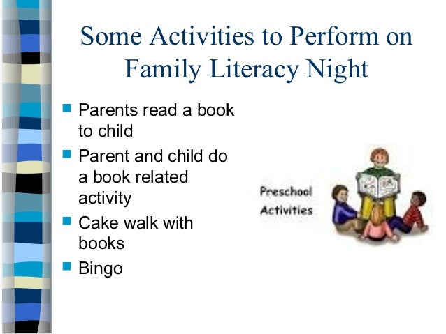 Teresa Puga Ecd 320 Family Literacy Power Point