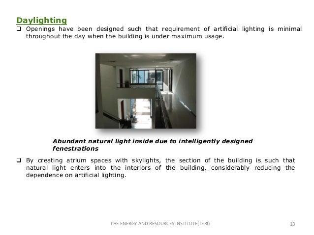 Daylighting? ...  sc 1 st  SlideShare & Teri bangalore u0026 solar passive techniques(rupesh)