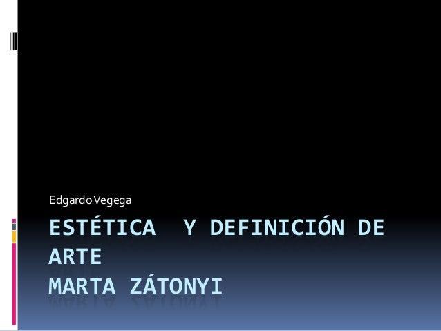 Est tica y definici n de arte for Arte arquitectura y diseno definicion
