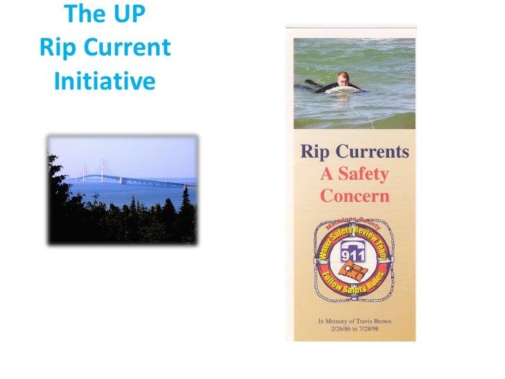 The UPRip Current Initiative