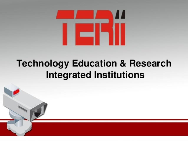 Technology Education & Research Integrated Institutions