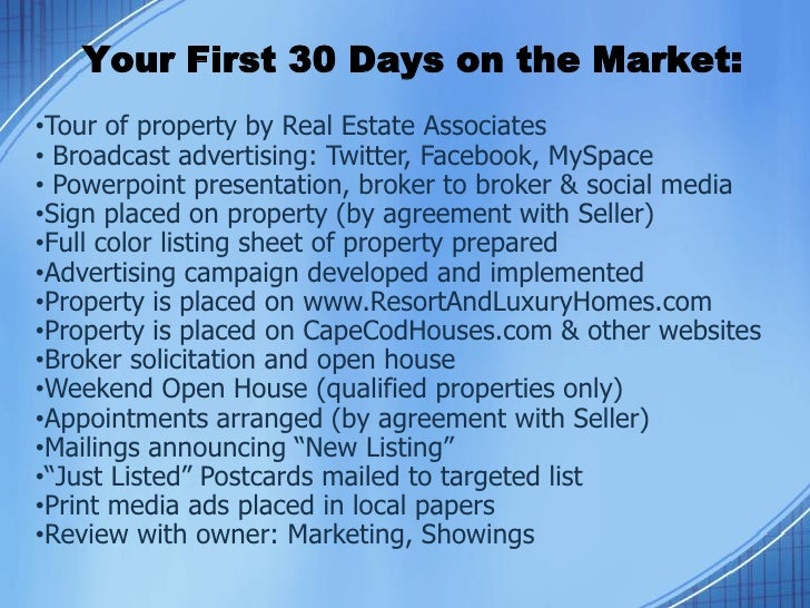 Best Photos Of Real Estate Marketing Plan Template Business