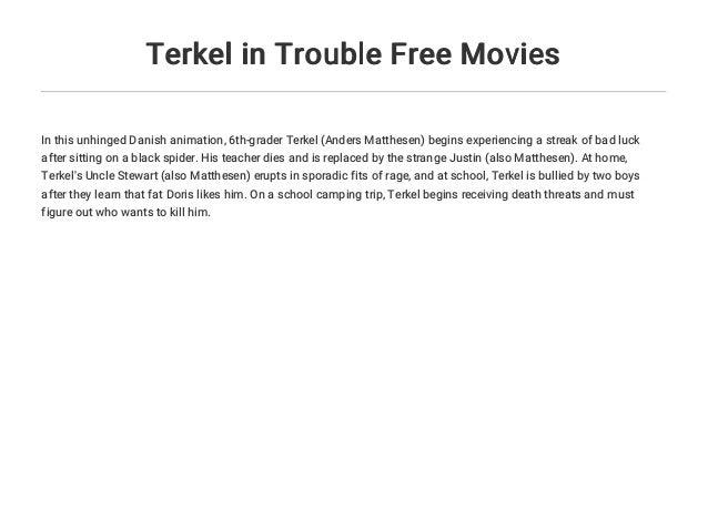 Free online i terkel knibe dansk TERKEL IN