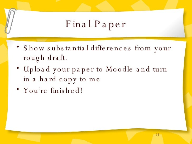 term paper note source witing Drafting & refocusing your paper once your research is underway you will need to be able to refocus yout thesis and check to make sure you are using your source material correctly below you will find hints and suggestions to help you in this porcess.