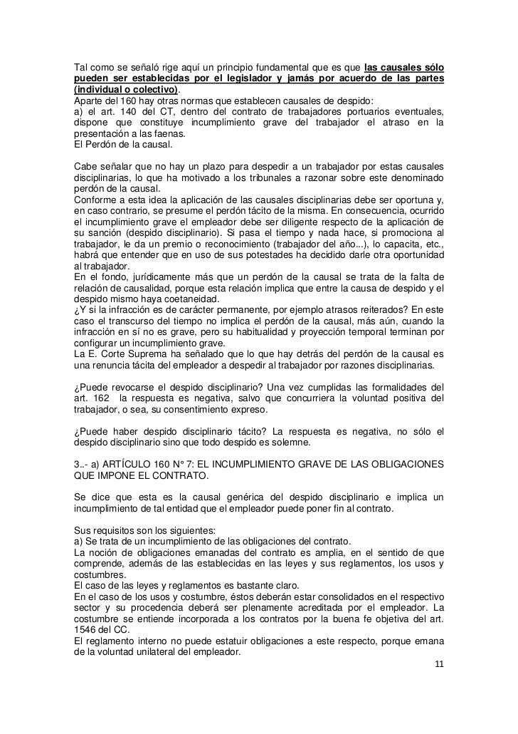 Carta De Despido Contrato Indefinido Top Quotes V