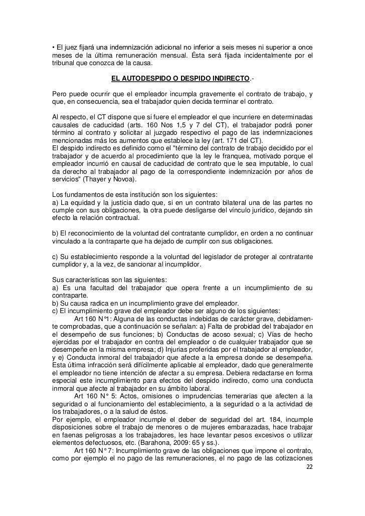 Baugestcros Blog Archive Modelo Terminacion De Contrato