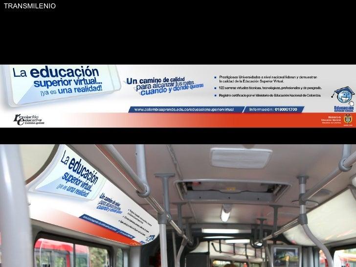 Presentación campaña de Publicidad