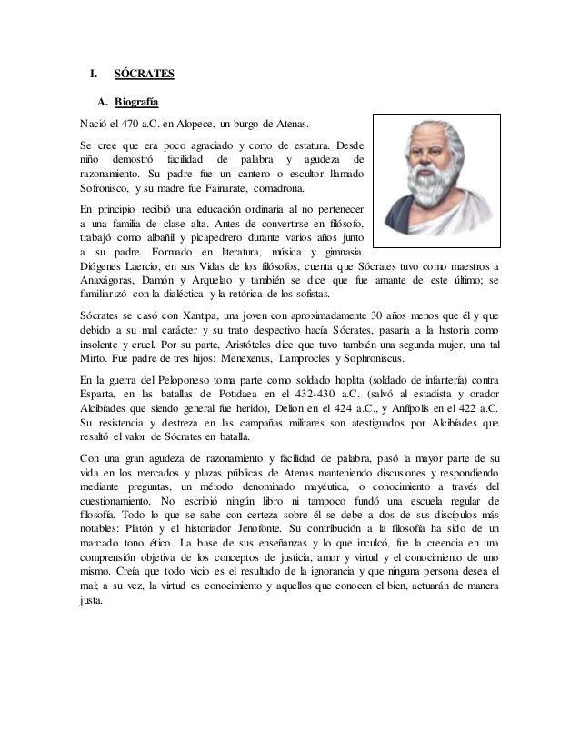 Filósofos Antiguoscontemportaneos Aristoteles Socrates