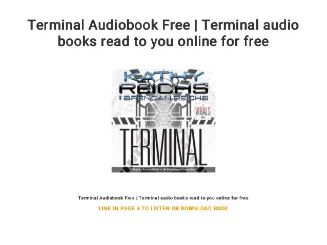 audio books read to you online for free