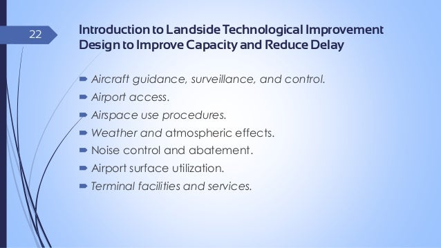 23  Aircraft guidance, surveillance, and control  Microwave Landing System  Improve precision of navigation; make more f...