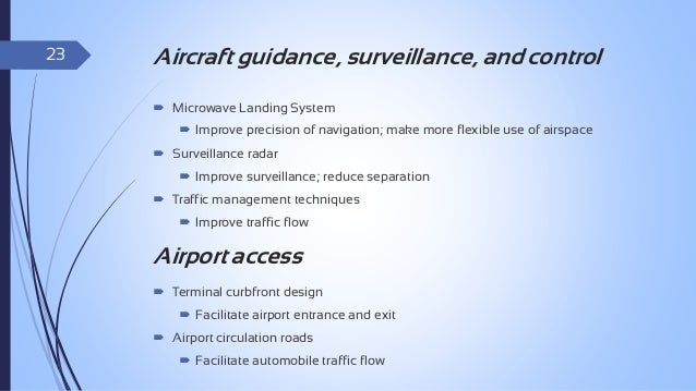 24  Airspace use procedures  Reduced lateral separation for parallel and converging runways  Increase utilization of mul...