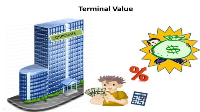 Terminal value is the value of an investment at the time of its maturity. This value is decided, by considering current va...