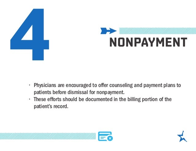termination of the physician patient relationship letter