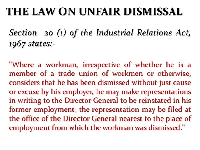 TERMINATION OF A PROBATIONER • The Industrial Court and the superior courts in Malaysia have over the years ruled that a p...