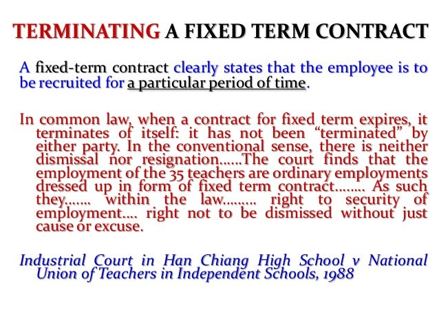 """TERMINATION DUE TO MISCONDUCT """"Misconduct is any conduct on the part of the employee inconsistent with the faithful discha..."""