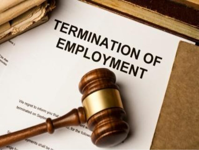 EMPLOYEE TERMINATION Voluntary Termination Termination initiated by employees, often due to resignation & retirement.  Inv...