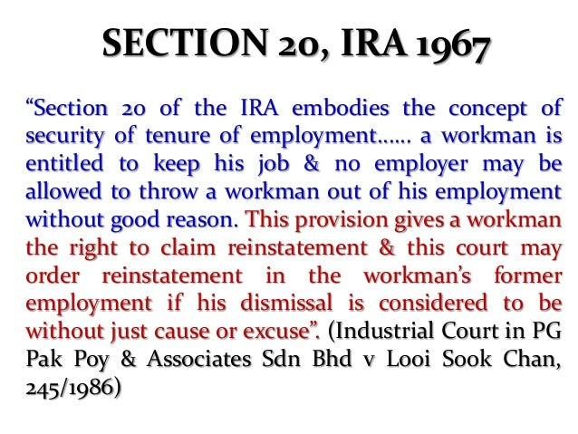 UNFAIR DISSIMAL & CONSTRUCTIVE DISMISSAL  Unfair Dismissal - the employer must prove a fair reason for dismissal. Construc...