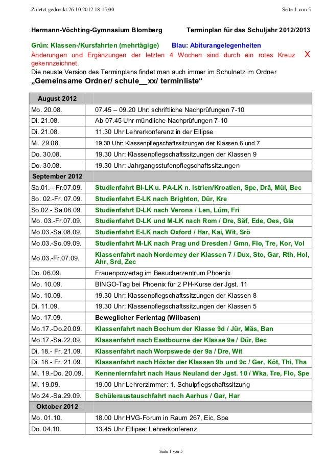 Zuletzt gedruckt 26.10.2012 18:15:00                                                           Seite 1 von 5Hermann-Vöchti...