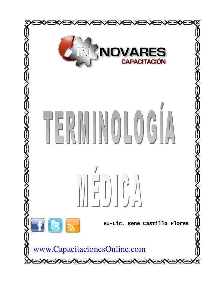 Terminologia medica 2005 René Castillo Flores