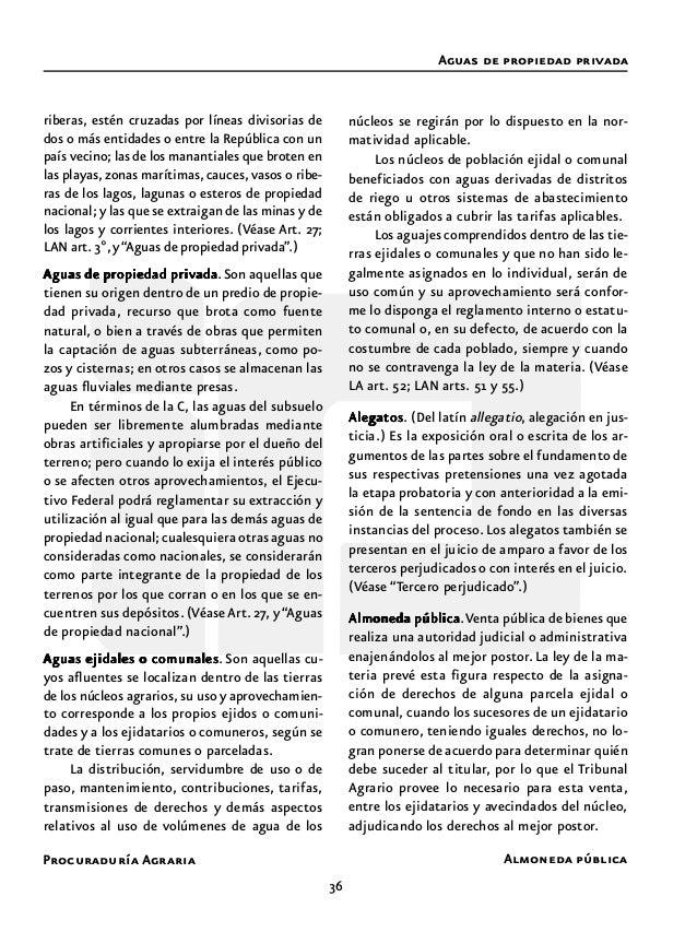 Procuraduría Agraria 38 AparAparAparAparAparceríaceríaceríaceríacería. Explotación agrícola con base en un contrato entre ...