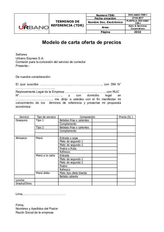 Terminos de referencia concesionario plantilla doc-asc-tr-1v2