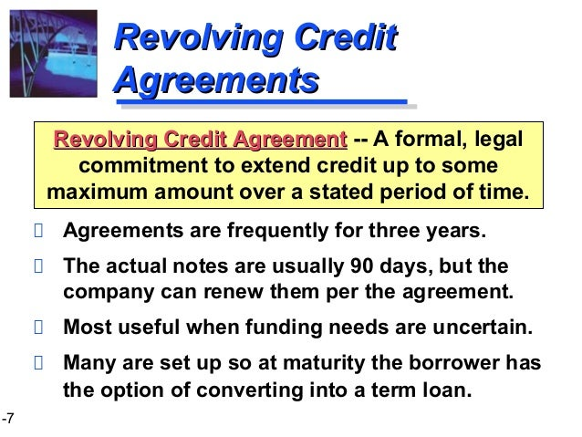 Term Loan And Leasing