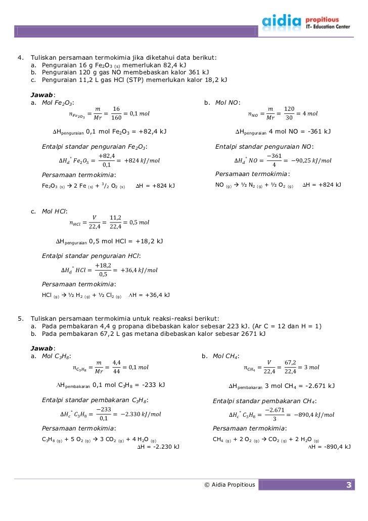 Termokimia Slide 3