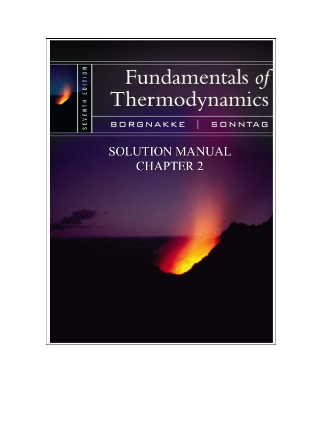 Thermodynamic Solutions