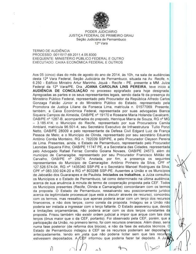 Caixa Econômica Federal e Estado não se entendem sobre prédios caixão no Recife