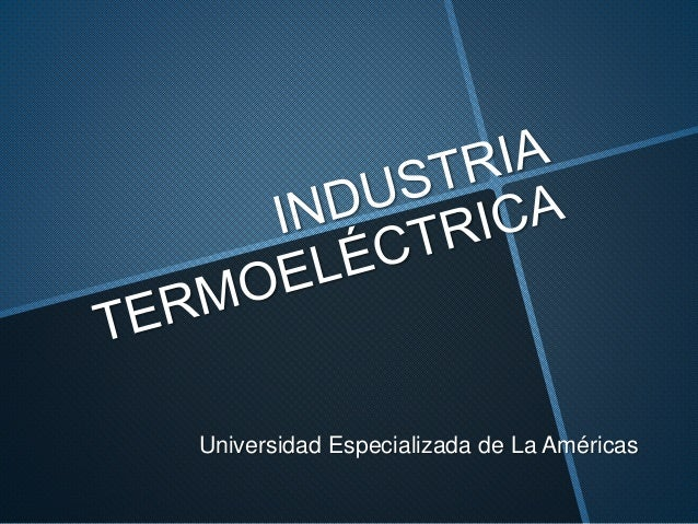 Universidad Especializada de La Américas