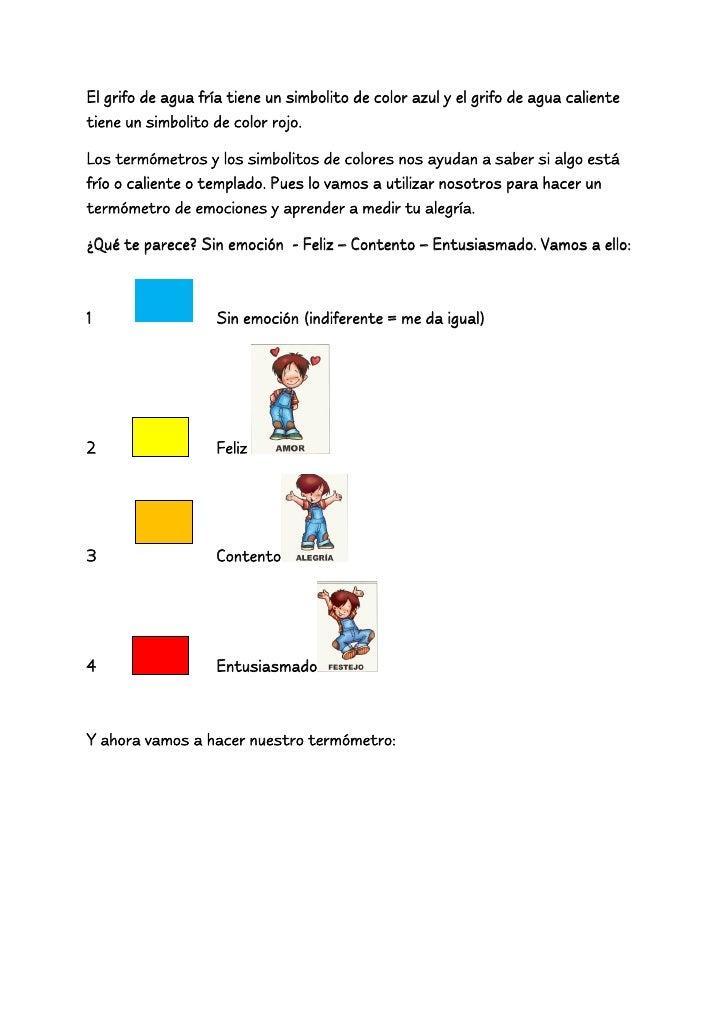 El grifo de agua fría tiene un simbolito de color azul y el grifo de agua calientetiene un simbolito de color rojo.Los ter...