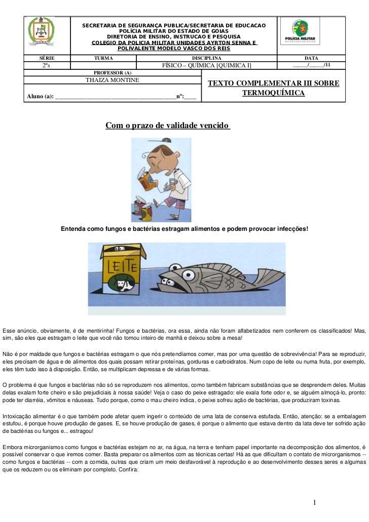 SECRETARIA DE SEGURANÇA PUBLICA/SECRETARIA DE EDUCACAO                                          POLÍCIA MILITAR DO ESTADO ...